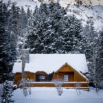 Two Bedroom Cabin Winter