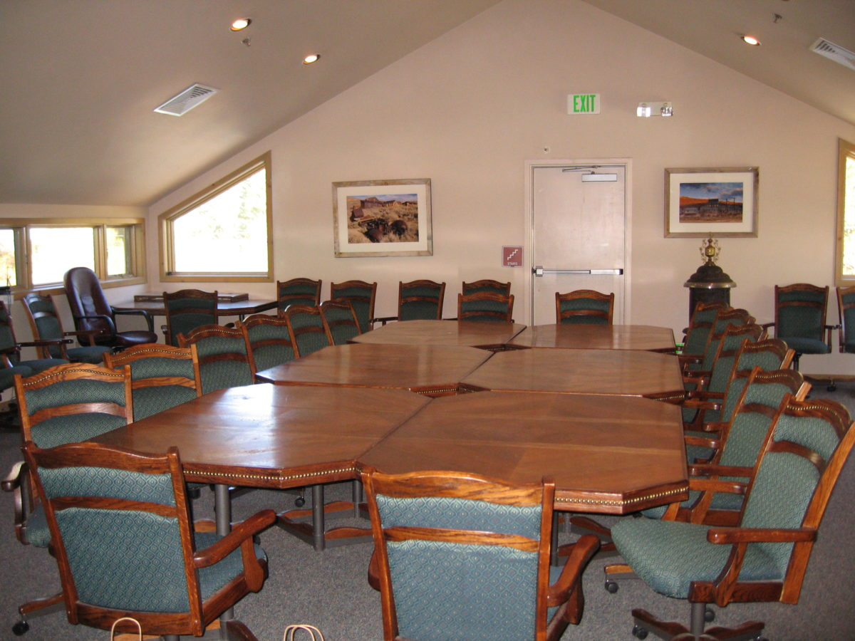Corporate Retreat Conference Room 2