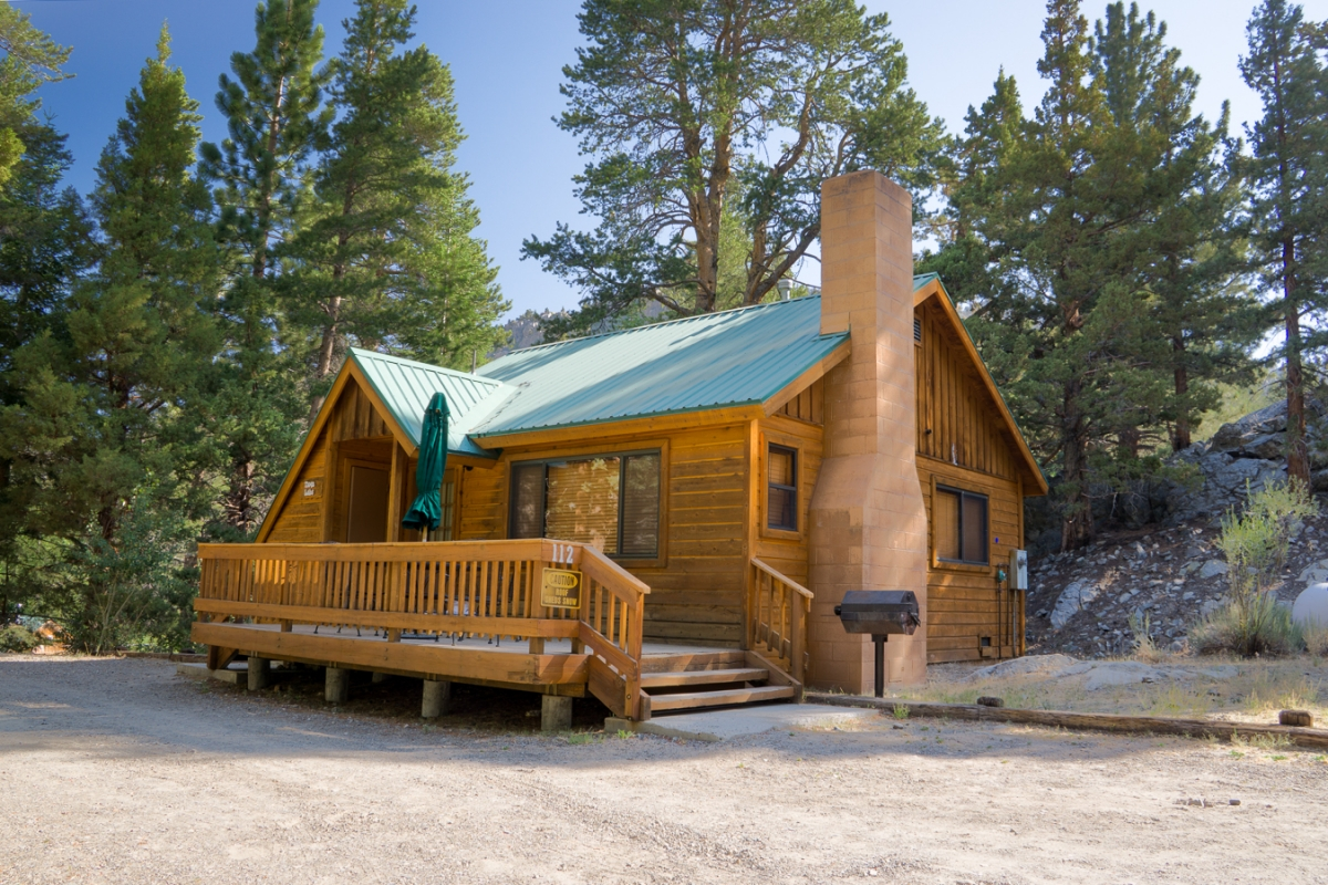 . Two Bedroom Cabins   Double Eagle Resort and Spa