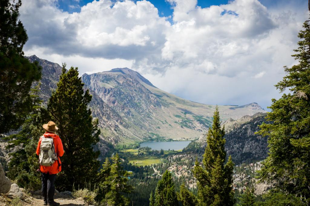 Yost Lake Trail