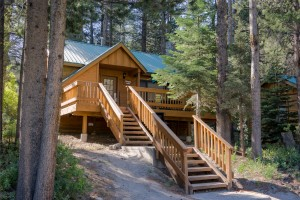 Double Eagle Resort Two Bedroom Cabin